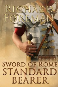 mini-Sword of Rome Standard Bearer